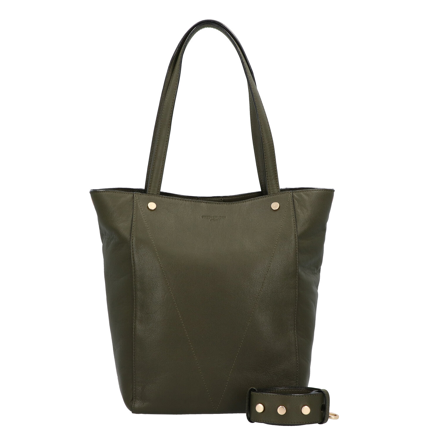 Tasche 24 Shopper Cm Fat City Atelier Leder CtshrQdx