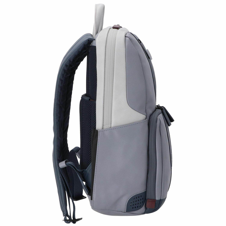 Piquadro Urban Businessrucksack RFID Leder 39 cm Laptopfach